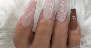 Follow -  for nail inspiration.         p            y