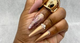 That rose gold Christmas action. Check our new style in Golden Rose. You won't b