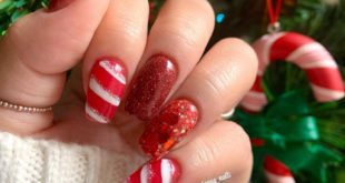 Candy Cane Lane  . Officially kicking off the holiday season with these stunning