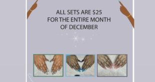 Hey loves, you all asked so in honor of the holiday season I'm having a sale. St
