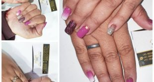 Great nails don't happen by chance  They happen by Appointment  . BOOK AN APPOIN
