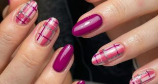 The Nail Look created by Gellifique® Brand Ambassador   Products used:  apex ge