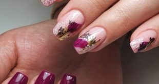The Nail Look created by Gellifique® Brand Expert. Products used:  Hard Builder