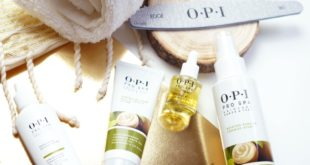 We say yes to OPI offers! The professional treatment line OPI Pro Spa, exp