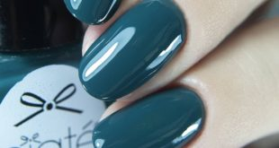 still waiting and an absolutely beautiful shade of dusty teal, I did not have a similar