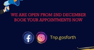 For Clients still not booked for your experience at TNP.Gosforth. Get in contact