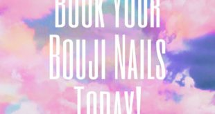 Book your Bouji Appointments for next week!