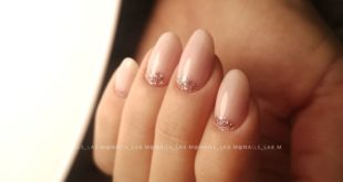 Gorgeous nude today with a touch of shimmer