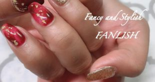 Order red tortoiseshell nail ♪ .. In charge ★ MIO ..